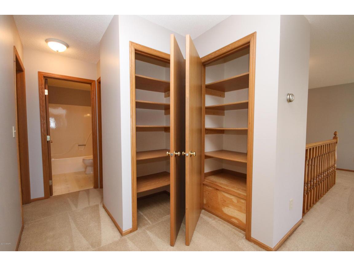 Main Floor Storage