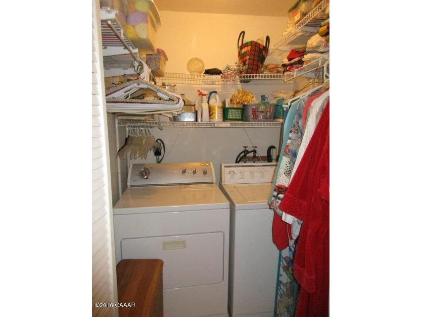 Laundry in Owner's BR