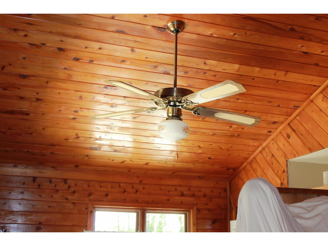 ML - Vaulted ceiling in hot tub room.