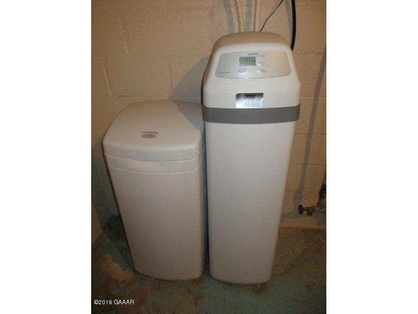 Water Softener, Owned