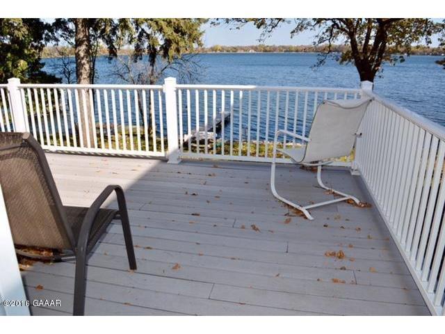 Casa Marina deck