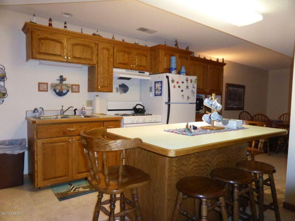 20. Lower Level Kitchen