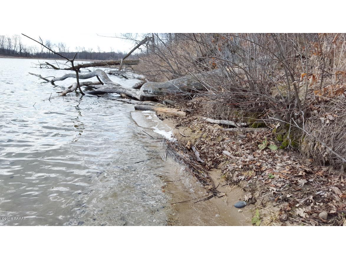 untouched shoreline
