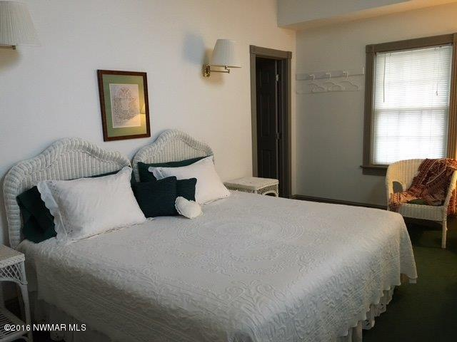 Picture of guest room