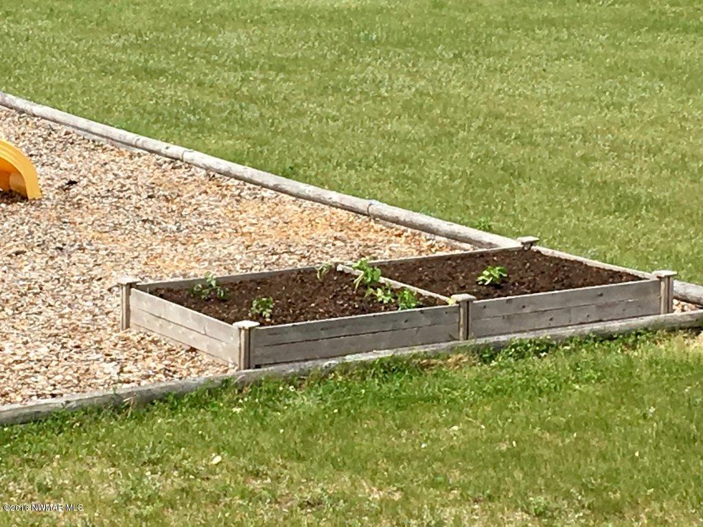 Exterior - Raised Garden