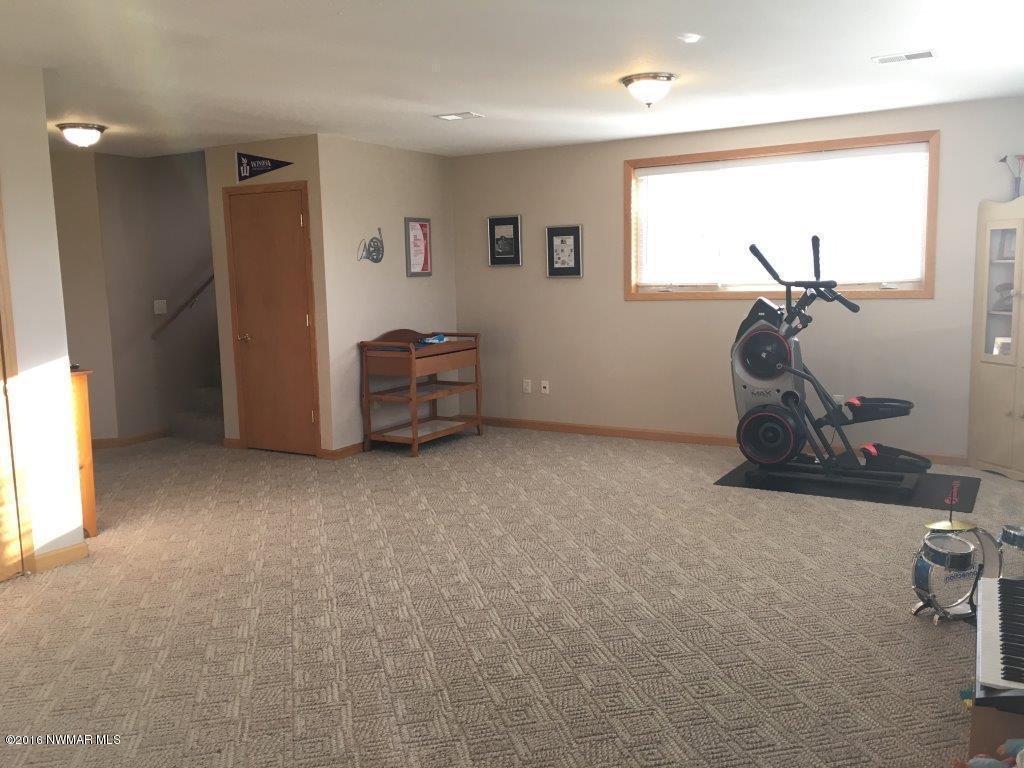 Interior - Family Room (Lower Level) 4