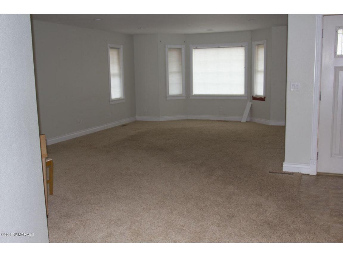 living room from steps