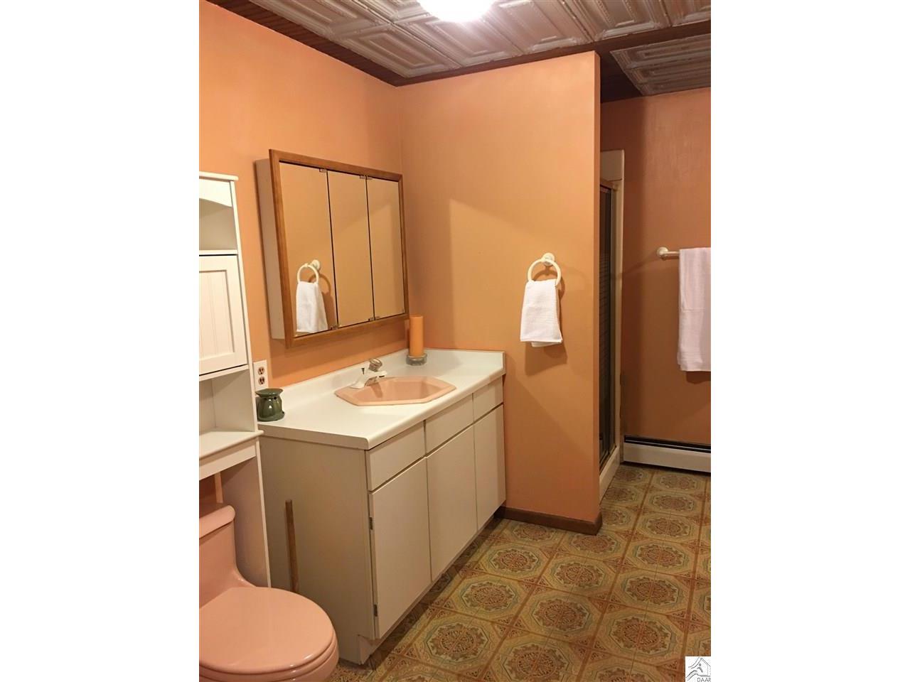 Bath 3 of 3 has a shower as well as a sauna