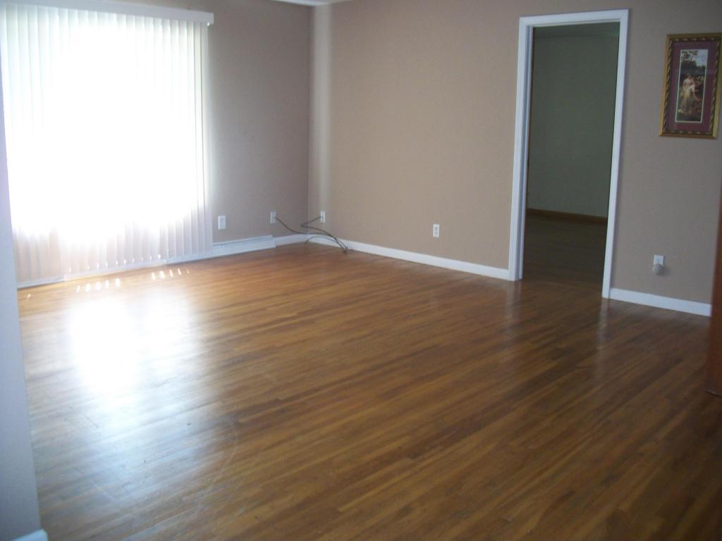 Living room/ Hardwood floor