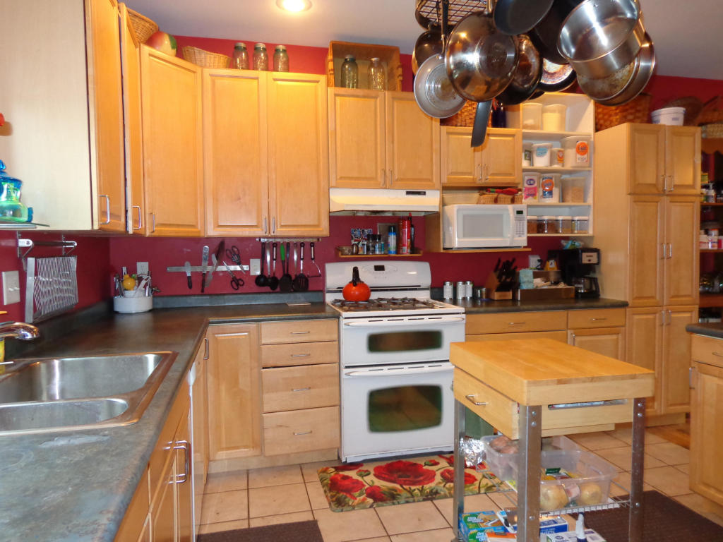 Kitchen Different Angle