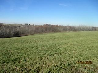 Nicely sloped 2.06 acre building lot.