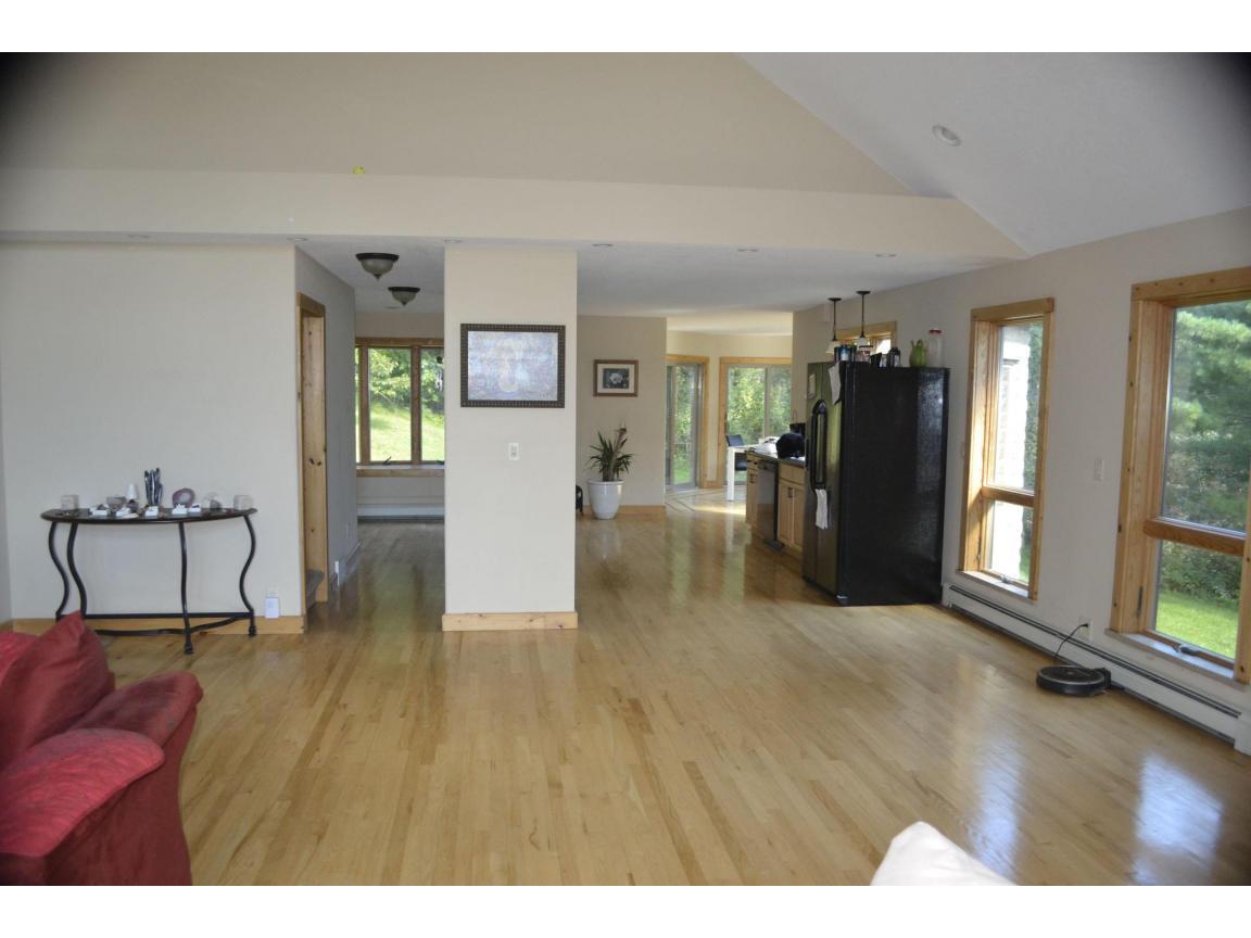 110 livingroom view of kitchen