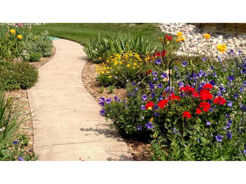 Springtime Flowers Frame Property!