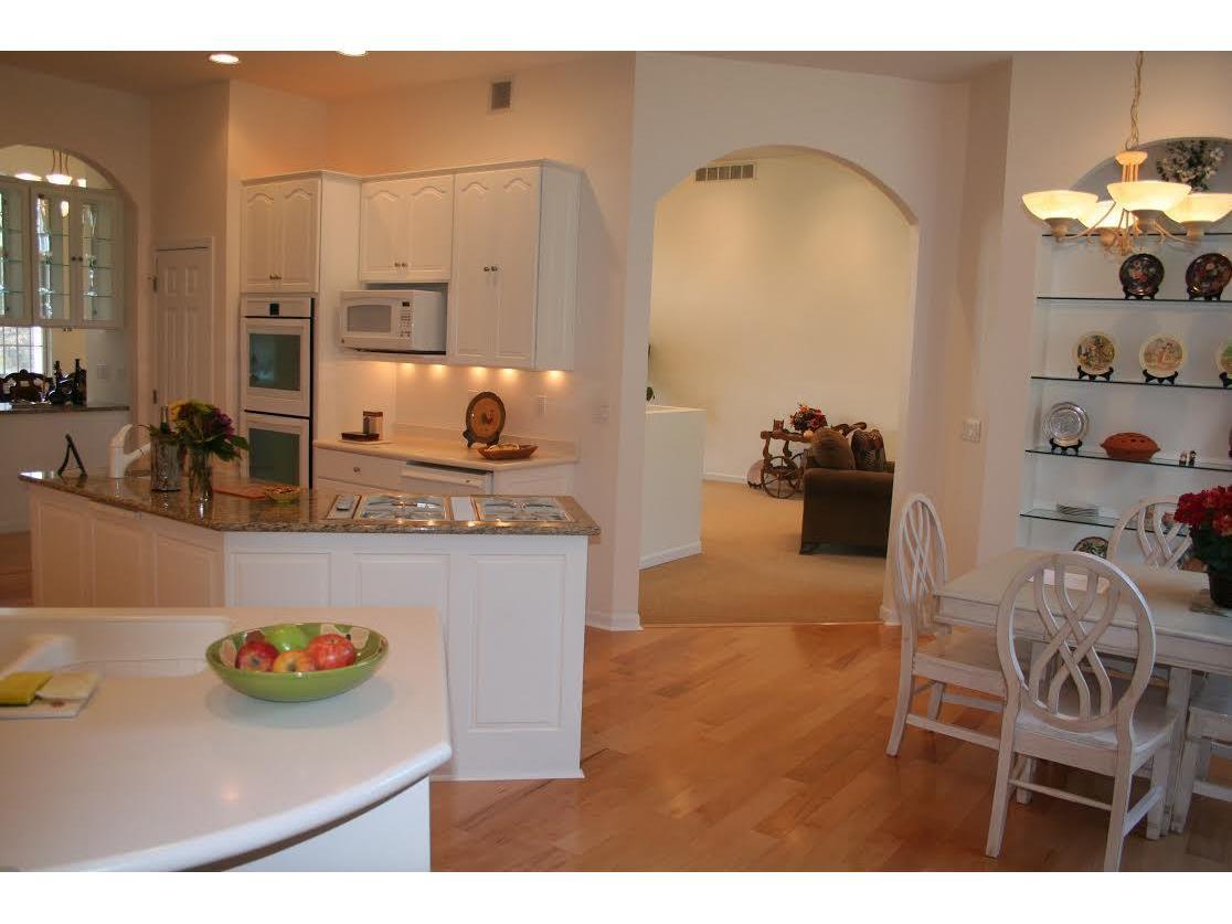 Expansive Kitchen View