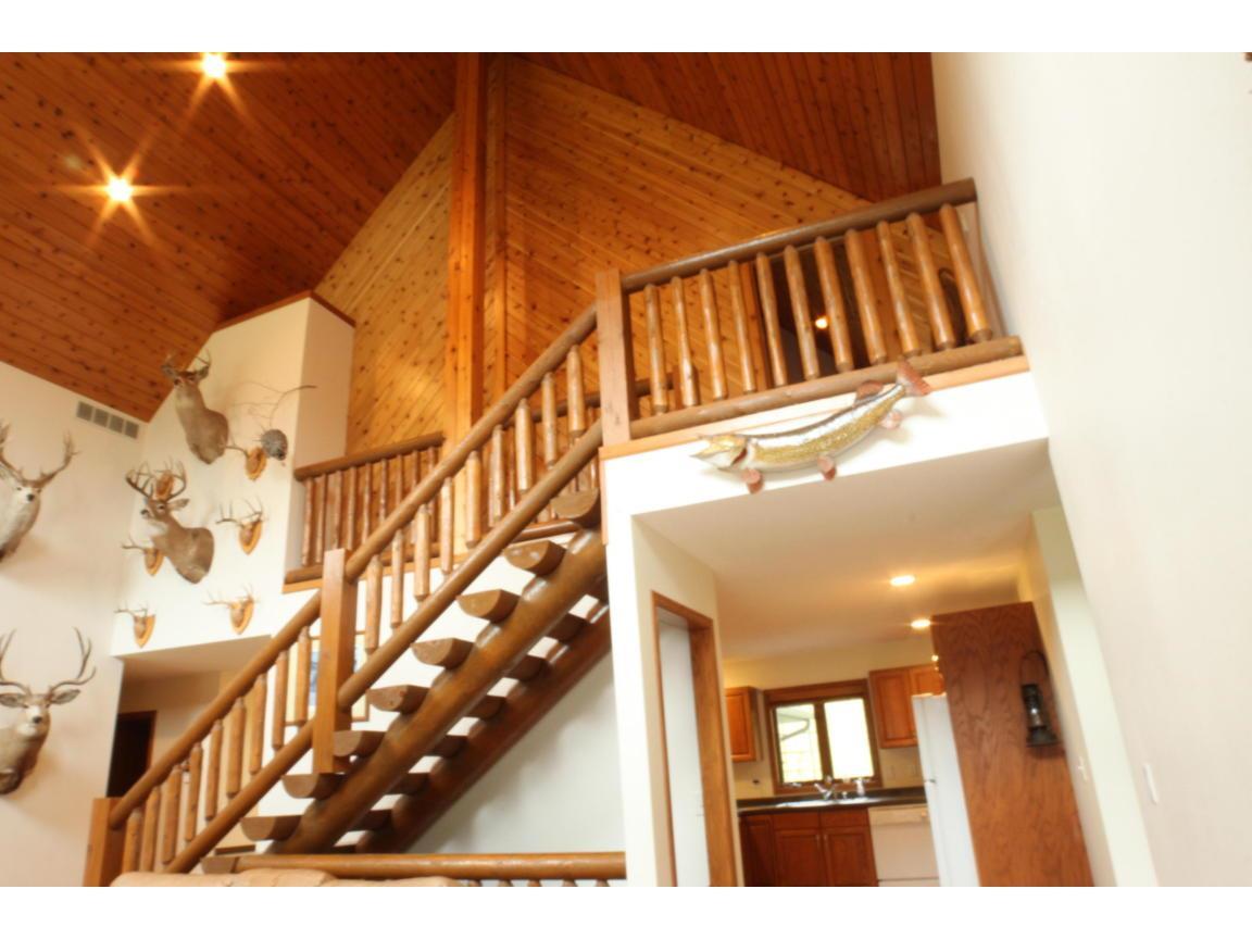 Open Stairwell to loft