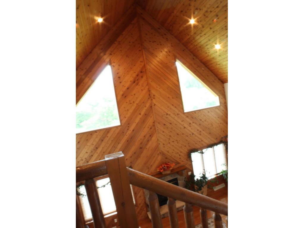 Vaulted Living Room Ceilings