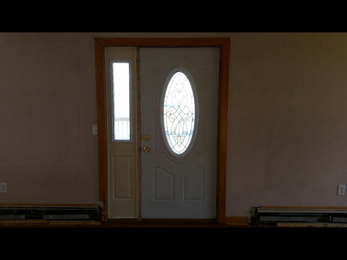 Hannon Main Door
