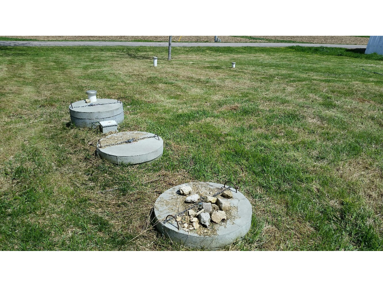 Hannon septic system