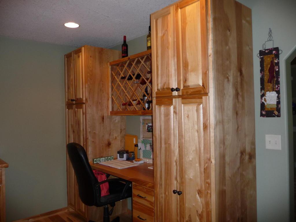 Storage & workspace