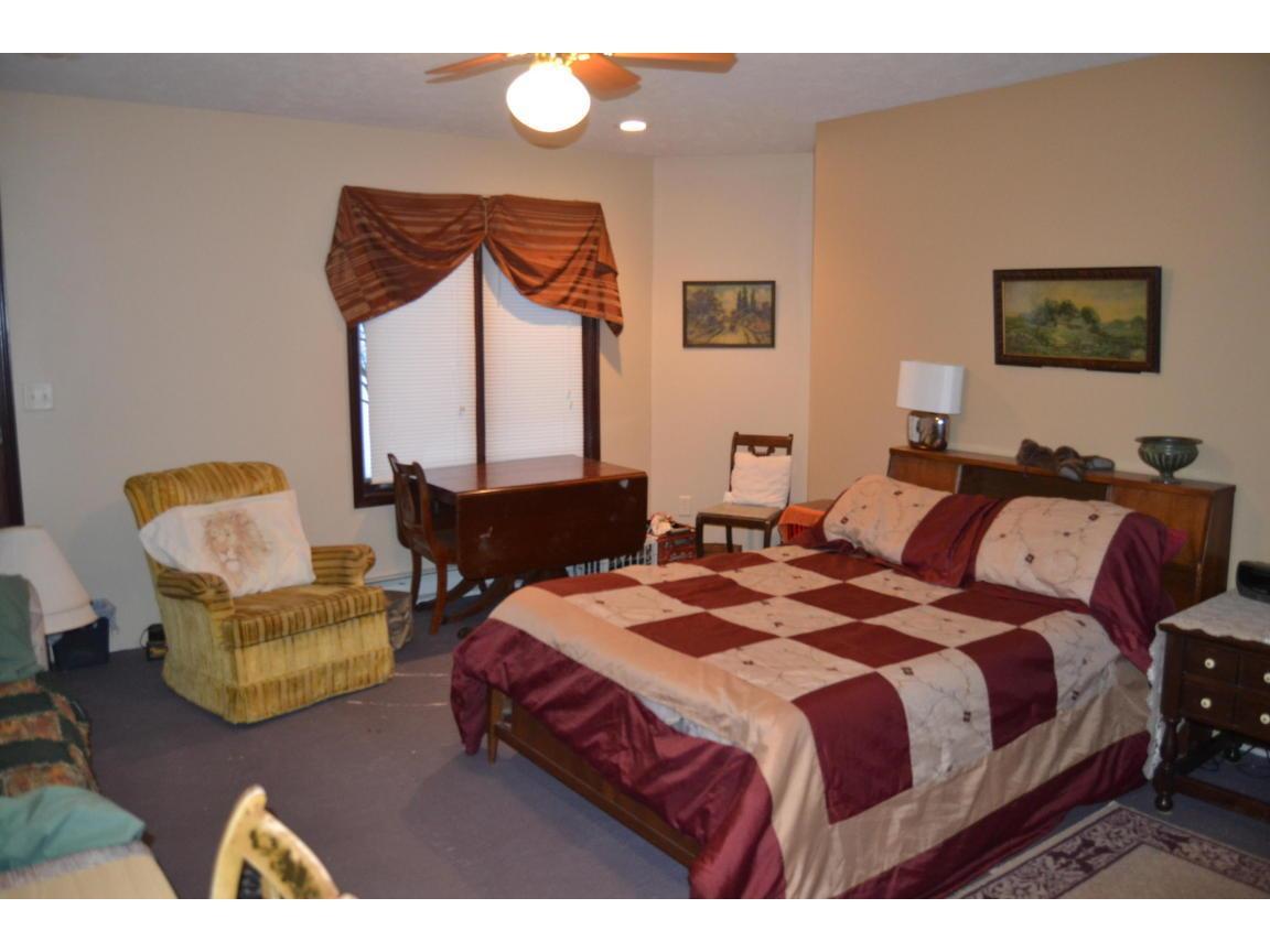 Lake side Bedroom
