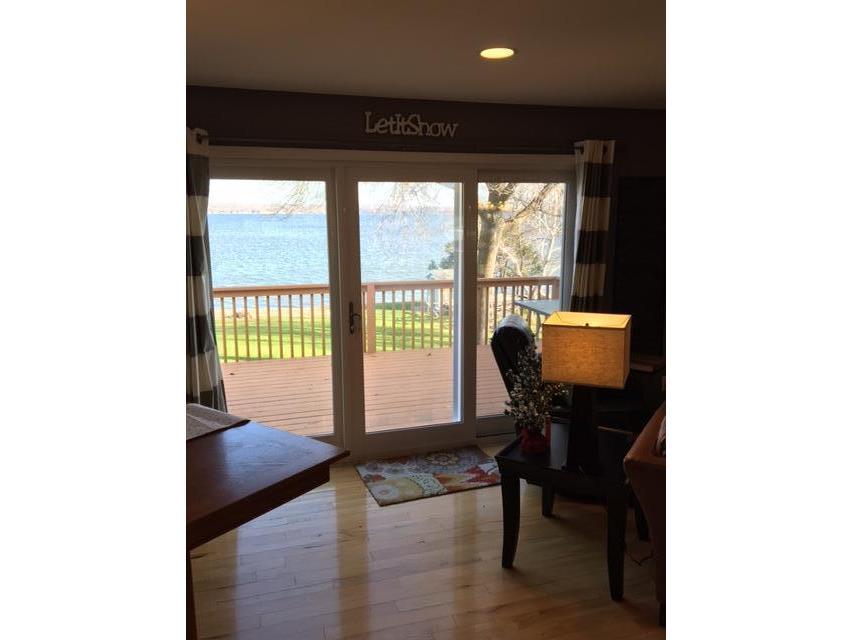 3 Panel Lakes View Windows