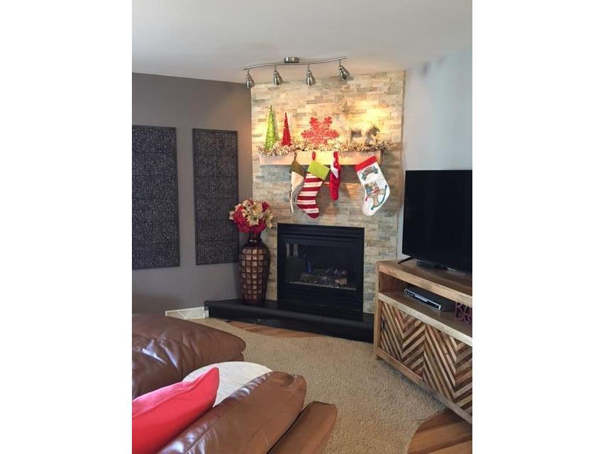 Hard Wood Floor Living Area
