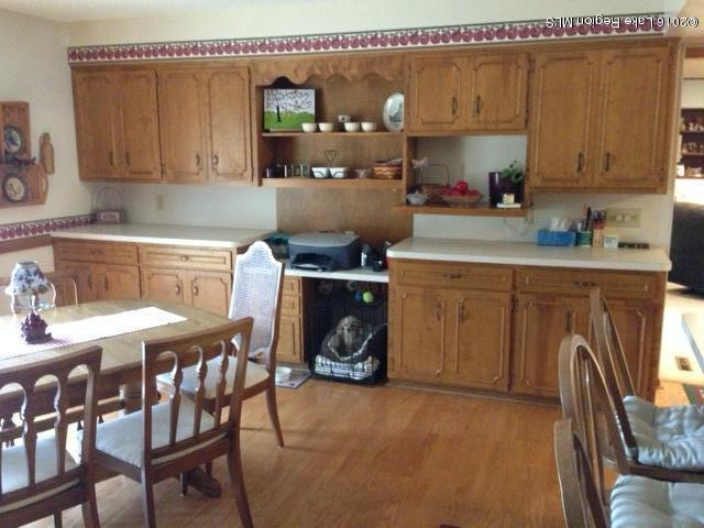 Addition cabinets/counter