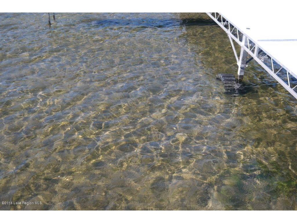 sand bottom swimming, clear water
