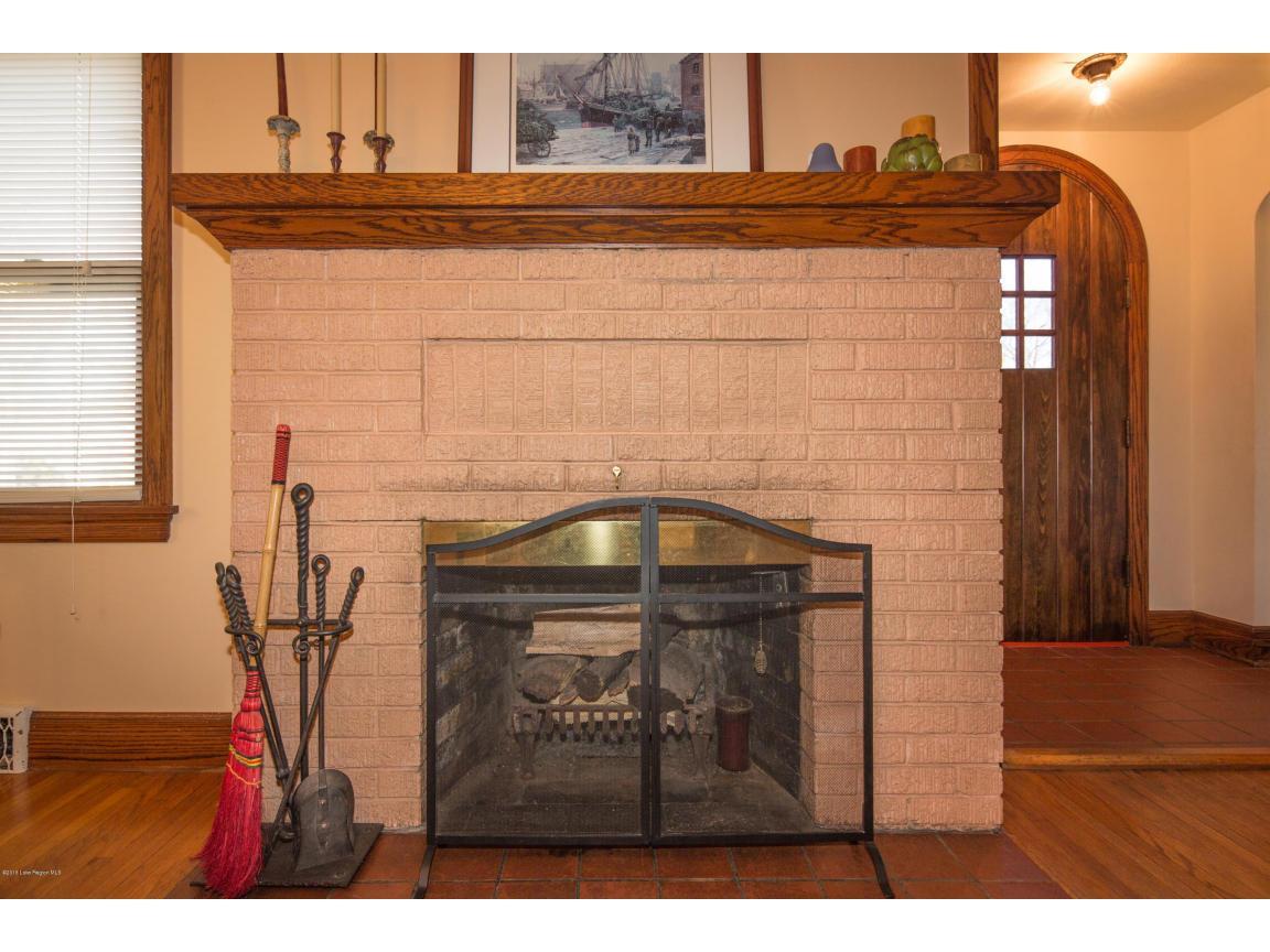 13 - Fireplace