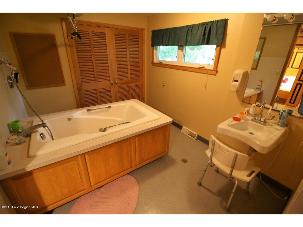 Bed and Bath Suite