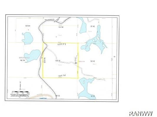 Land/Lot. Map showing Easement to adjacent parcel which is also for sale (mls 904445)