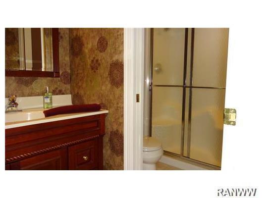 Bathroom. Upstairs full bath