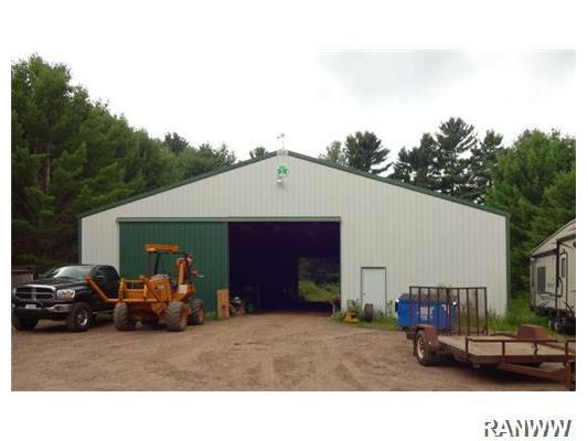Other. 60x80 pole building with gravel floor, electric service