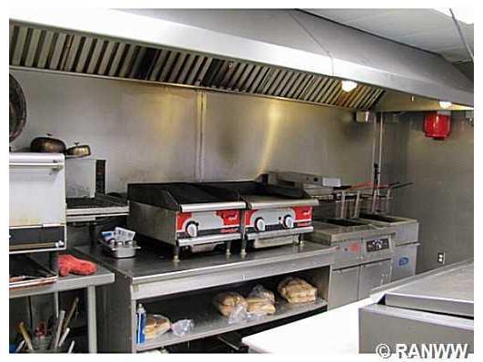 Cafeteria/Kitchen.