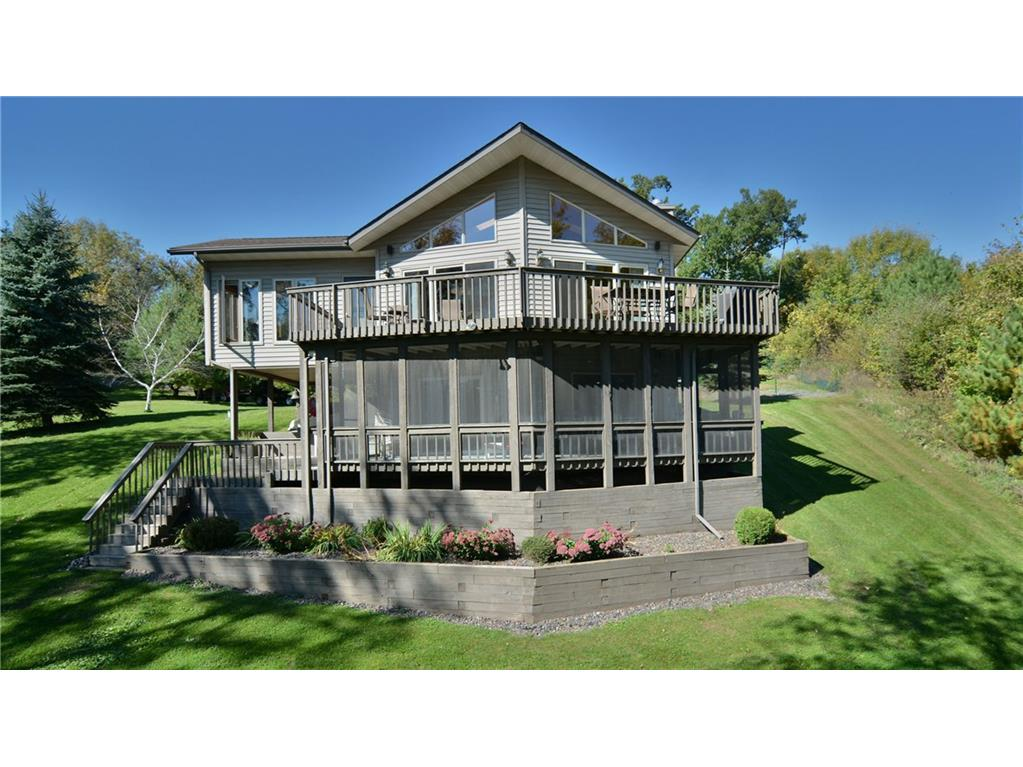 Impressive Prowl Front multi-level lake home or cabin