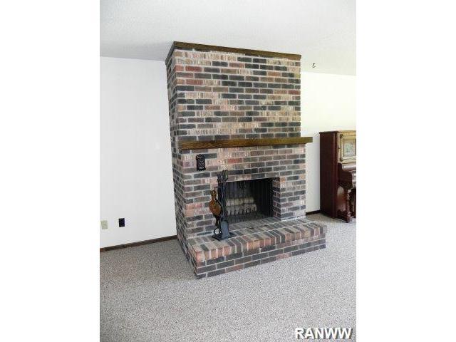 Other. Wood Burning Fireplace