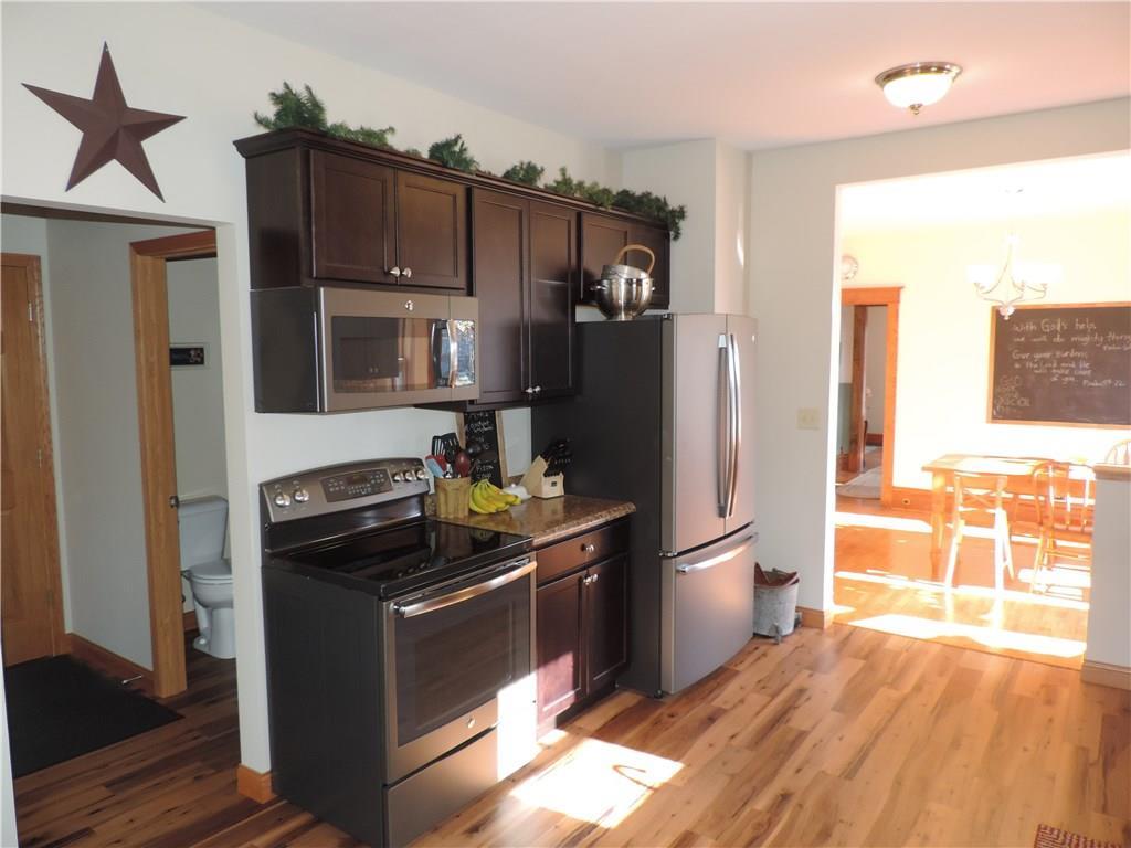 Kitchen- Looking Toward Dining Room