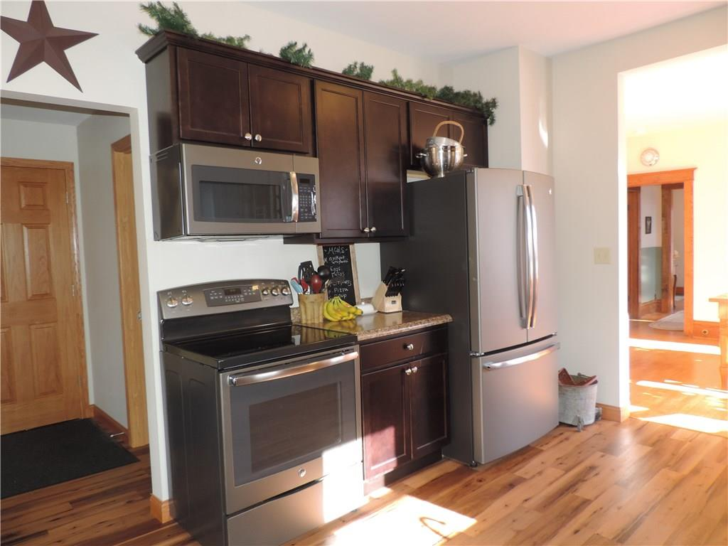 Kitchen-North Wall