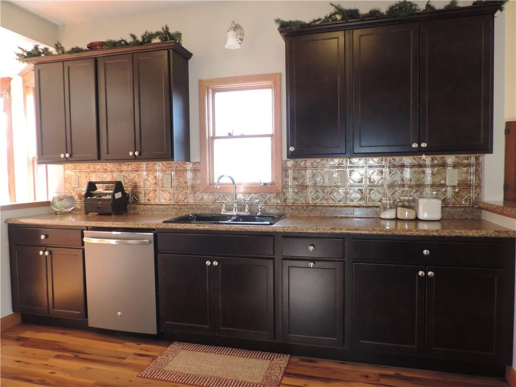 Kitchen-South Wall