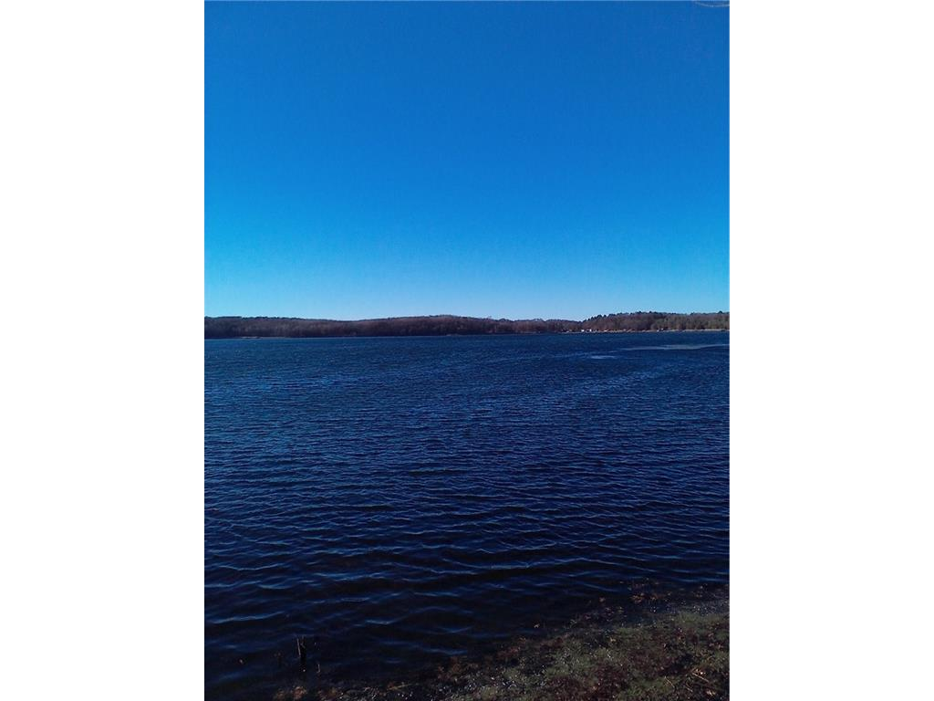 An amazing view of 329 acre Rice Lake.   Make it yours today!