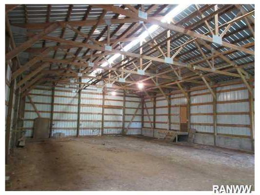 Other. Pole Shed Interior