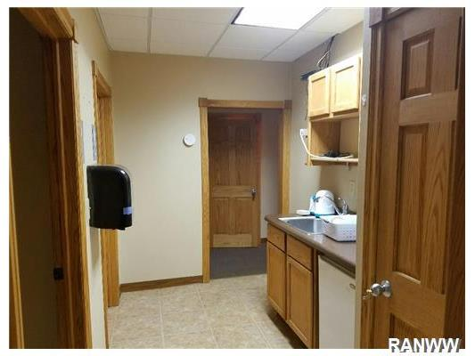 Other. Small kitchenette with handicap accessible restrooms