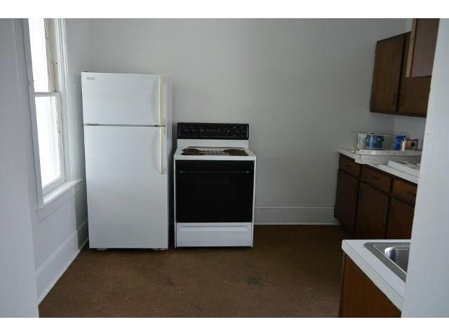 Appliances included.  Just waiting for that cook in you