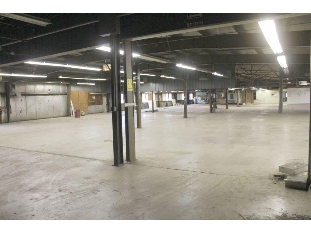 Other. loading dock on east side