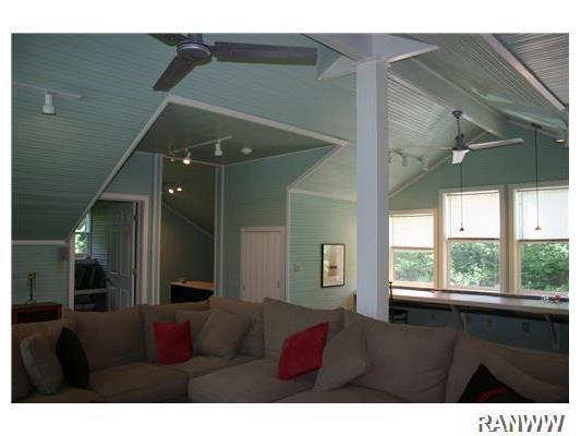 Den/Family/Great Room. Above Garage