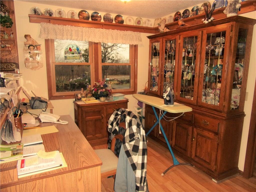 Office Area off Kitchen