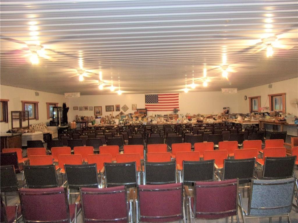 Interior of Arena