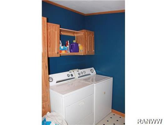 Other. Laundry in master bath