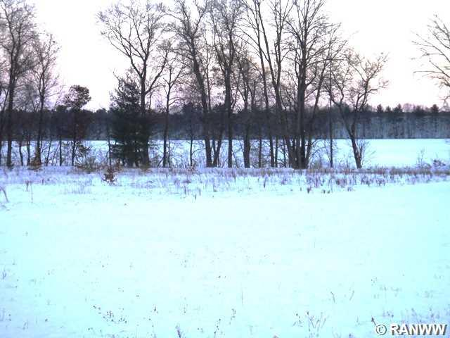Across the street View of Chippewa River, property has deeded access to River