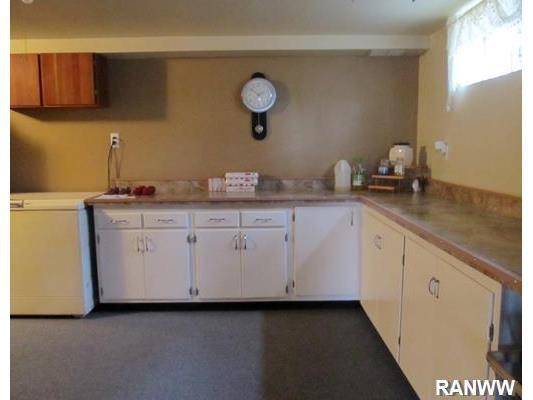 Kitchen. Kitchen downstairs